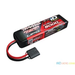 Bateria Traxxas Lipo 3S 5000mah 25C