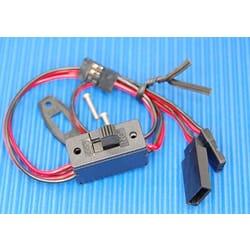 Interruptor para receptor con toma de  carga