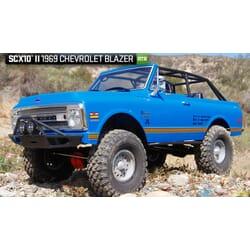 Axial SCX10 II 1969 Chevrolet Blazer 1/10  RTR