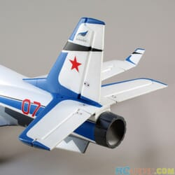 Eflite Viper70mm EDF Jet BNF Basic SAFE