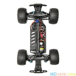 1/10 Ruckus 4WD Monster Truck Brushed RTR