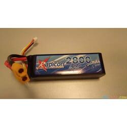 Lipo Rapicon 11.1V 2800mAh 3S 45C