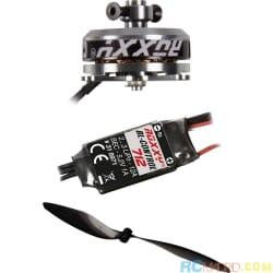 Combo Multiplex motor/variador para indoor 200gr