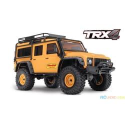 Traxxas TRX4 Land Rover Defender Camel Trophy RTR