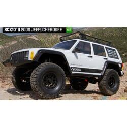 Axial SCX10 II Jeep Cherokee 4WD Kit