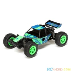 1/28 Micro Roost 2WD Buggy RTR Verde