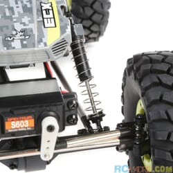 1/18 Temper 4WD Gen 2 RTR Amarillo