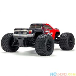 GRANITE 4x4 Mega Brushed MT RTR, Rojo