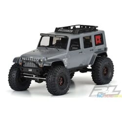 Carroceria Jeep Wrangler Rubicon 313mm sin pintar