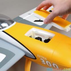 Extra 300 3D 1.3m BNF Basic SAFE