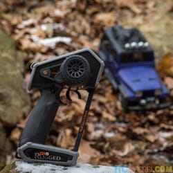 DX5 Rugged DSMR TX con SR515