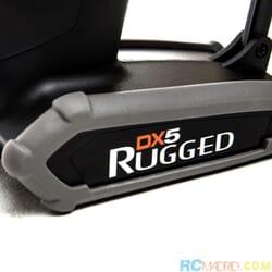 DX5 Rugged DSMR TX con SR515