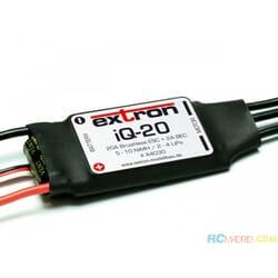 Variador Extron Brushless ESC iQ-20