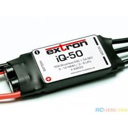 Variador Extron Brushless ESC iQ-50