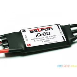 Variador Extron Brushless ESC iQ-80