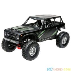 1/10 Wraith 1.9 4WD Brushed RTR, Negro
