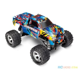 Coche Traxxas Stampede RTR 2.4GHz