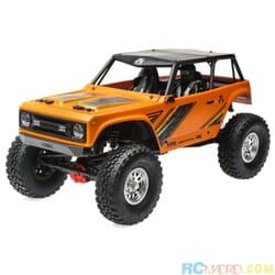 1/10 Wraith 1.9 4WD Brushed RTR, Naranja