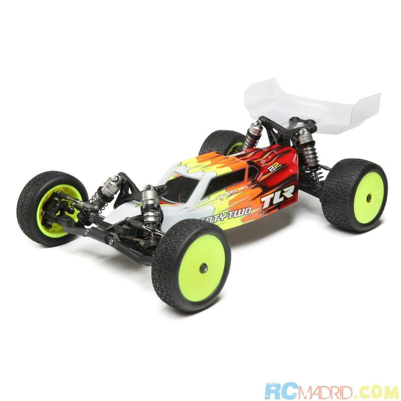 Buggy Losi 22 4.0 2WD Buggy Race Kit