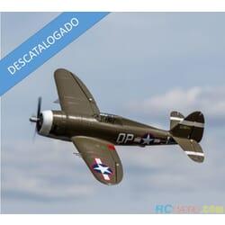 EFlite UMX P-47 BL BNF Basic