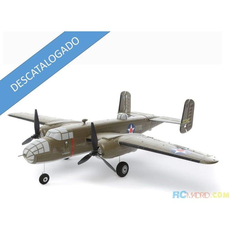 UMX B-25 Mitchell BNF Basic with AS3X