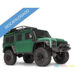 Traxxas TRX4 Land Rover Defender Green Edicion limitada RTR