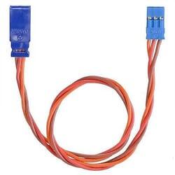 Alargador JR con cable de silicona 75cmt