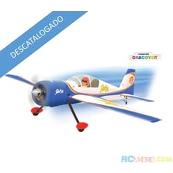 Avion Acrobatico Yak-54 gas 50cc
