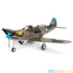 P-39 Airacobra 1.2m BNF Basic SAFE