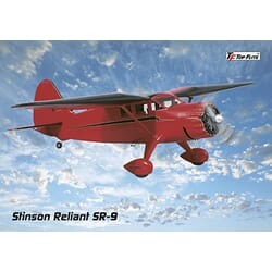 Top Flite - Stinson Reliant SR-9 Giant Kit