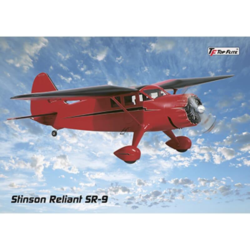 Top Flite - Stinson Reliant SR-9 Giant Kit