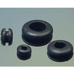 Pasacable de goma Ø 9.5 mm (4 uds)
