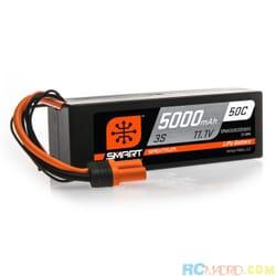 Bateria Lipo 11.1V 5000mAh 3S 50C Caja dura