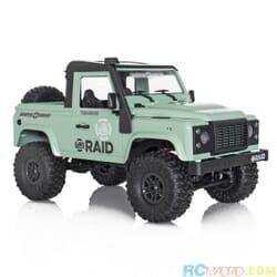 Crawler Funtek 1/12 Land Rover Verde D90 RTR