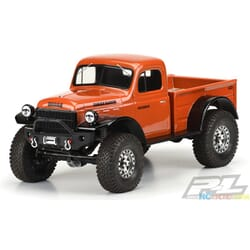 Carroceria 1946 Dodge Power Wagon sin pintar