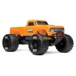 1/10 AMP Crush 2WD Monster Brushed RTR Naranja