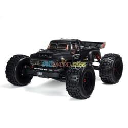 1/8 NOTORIOUS 6S BLX 4WD Classic Stunt Truck Negro