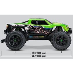 Traxxas X-Maxx 4WD VXL-8S RedX V2