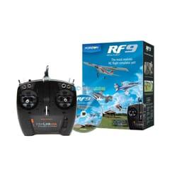 Simulador Rc Realflight 9.0 con radio Spektrum