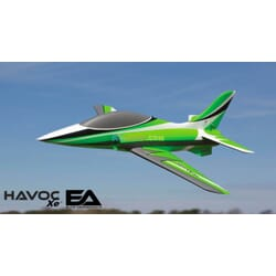 Eflite HAVOC Xe 80mm EDF BNF Basic SAFE