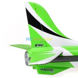 Eflite HAVOC Xe 80mm EDF BNF Basic SAFE