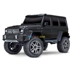 Traxxas TRX4 Mercedes G500 Negro con luces