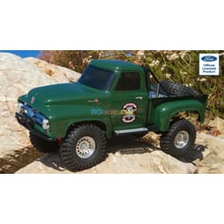 Axial Ford F-100 Truck 4WD 1/10 SCX10 II 1955 Verde