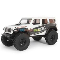 Axial 1/24 SCX24 2019 Jeep Wrangler Crawler RTR, Blanco