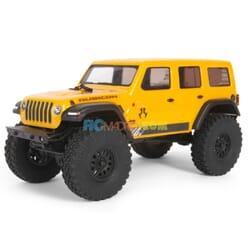 Axial 1/24 SCX24 2019 Jeep Wrangler Crawler RTR, Amarillo