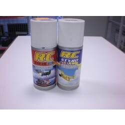 Pintura RC STYRO Amarillo Oro 150 ml