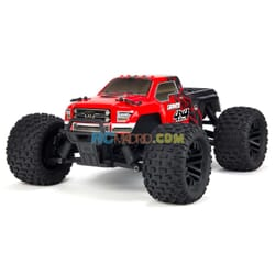 1/10 Granite Mega 4x4 Brushed 4WD MT Rojo/Negro