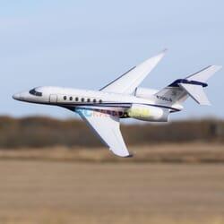 UMX Citation Longitude Twin 30mm EDF BNF Basic con SAFE Select