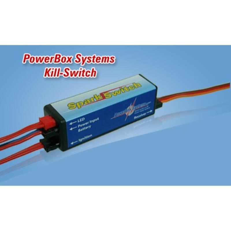 Interruptor corte encendido POWER BOX SPARK Switch
