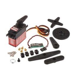 Hitec HSB9360TH/P 17 Kg - 0.06s HV BL con PAD